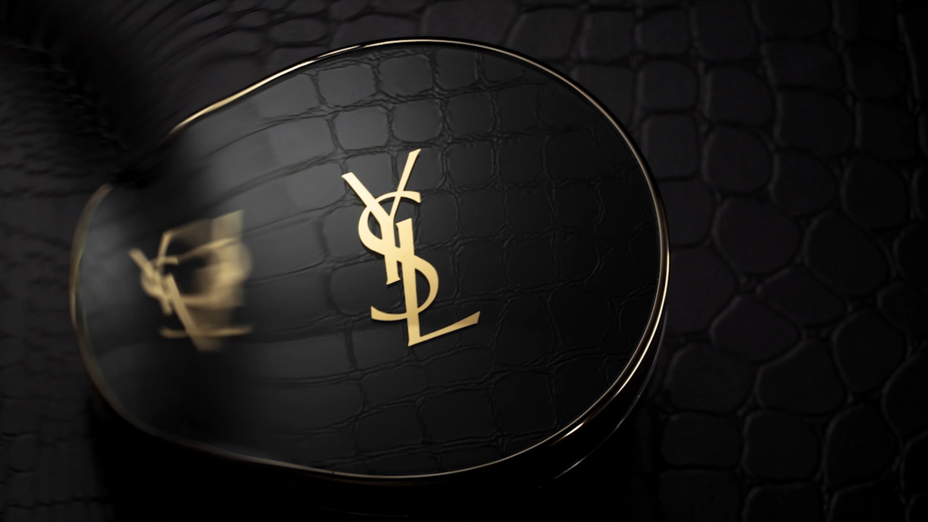 CARLA COSTE / ART DIRECTOR Index YSL – Cushion Leather Edition