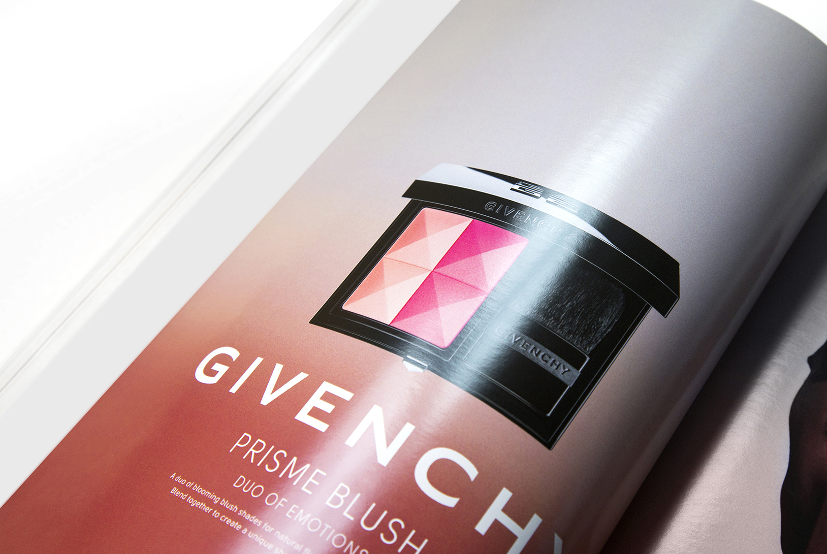 CARLA COSTE / ART DIRECTOR GIVENCHY – Powders