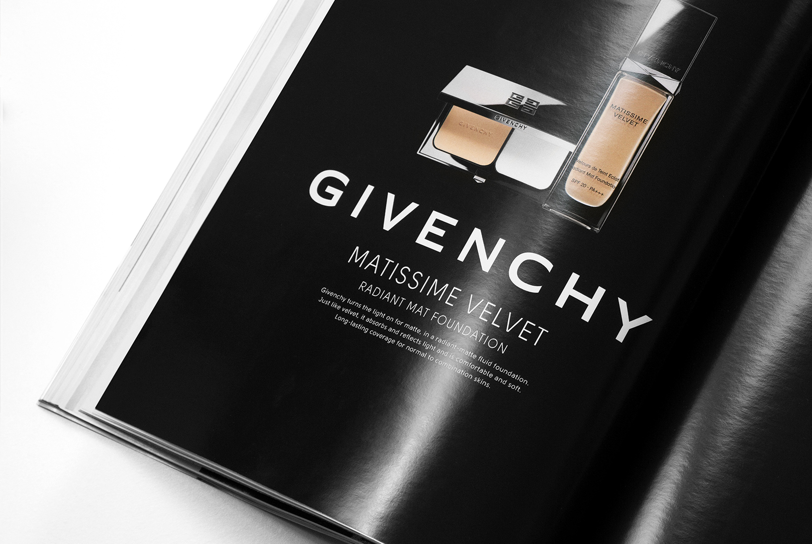 CARLA COSTE / ART DIRECTOR GIVENCHY – Foundation