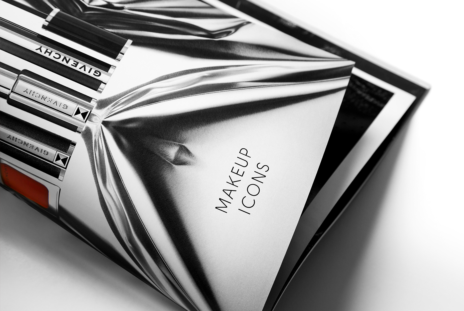 CARLA COSTE / ART DIRECTOR Index GIVENCHY – Silver Collection