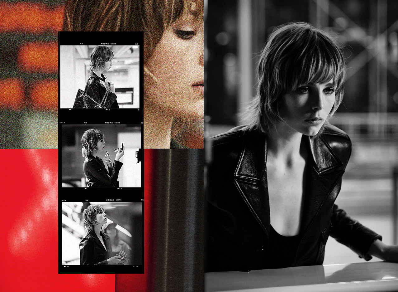 CARLA COSTE / ART DIRECTOR Index YSL – All Hours Foundation